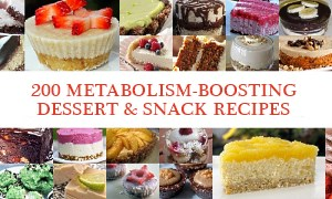 200 metabolic desserts and snacks